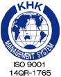 平成26年9月24日にISO9001の認証を取得